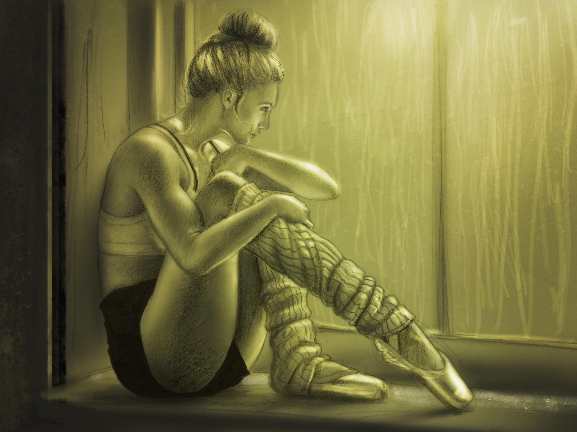 Anik biswas final ballet