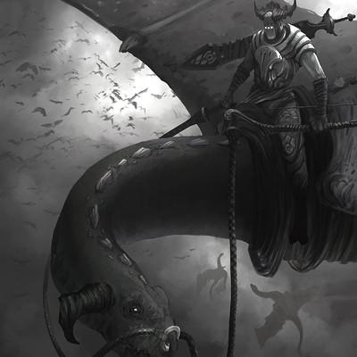 Ahmadreza khaksari dragon rider