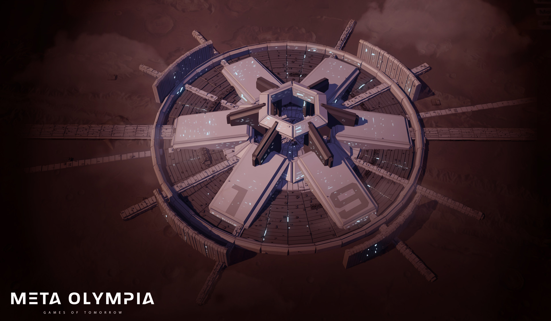 Meta olympia environment 1