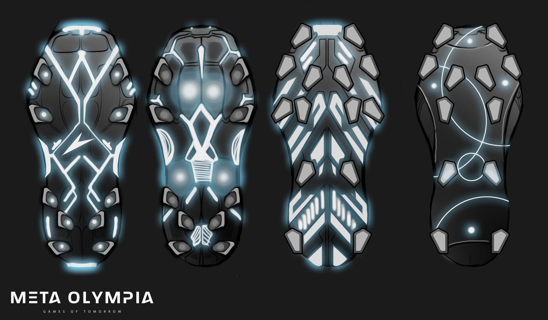 Meta olympia shoe 3