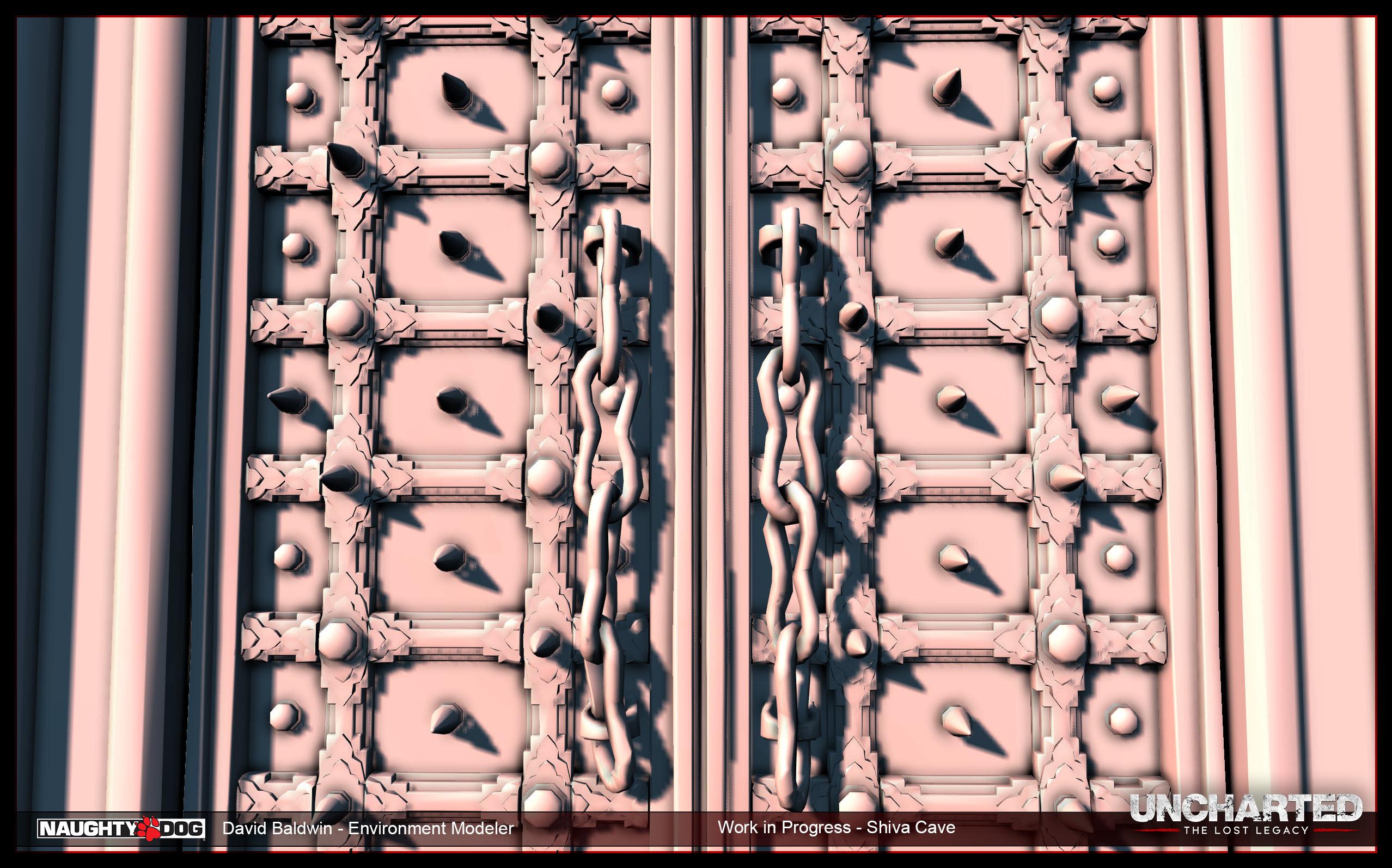 Shiva Cave - WIP - Doors