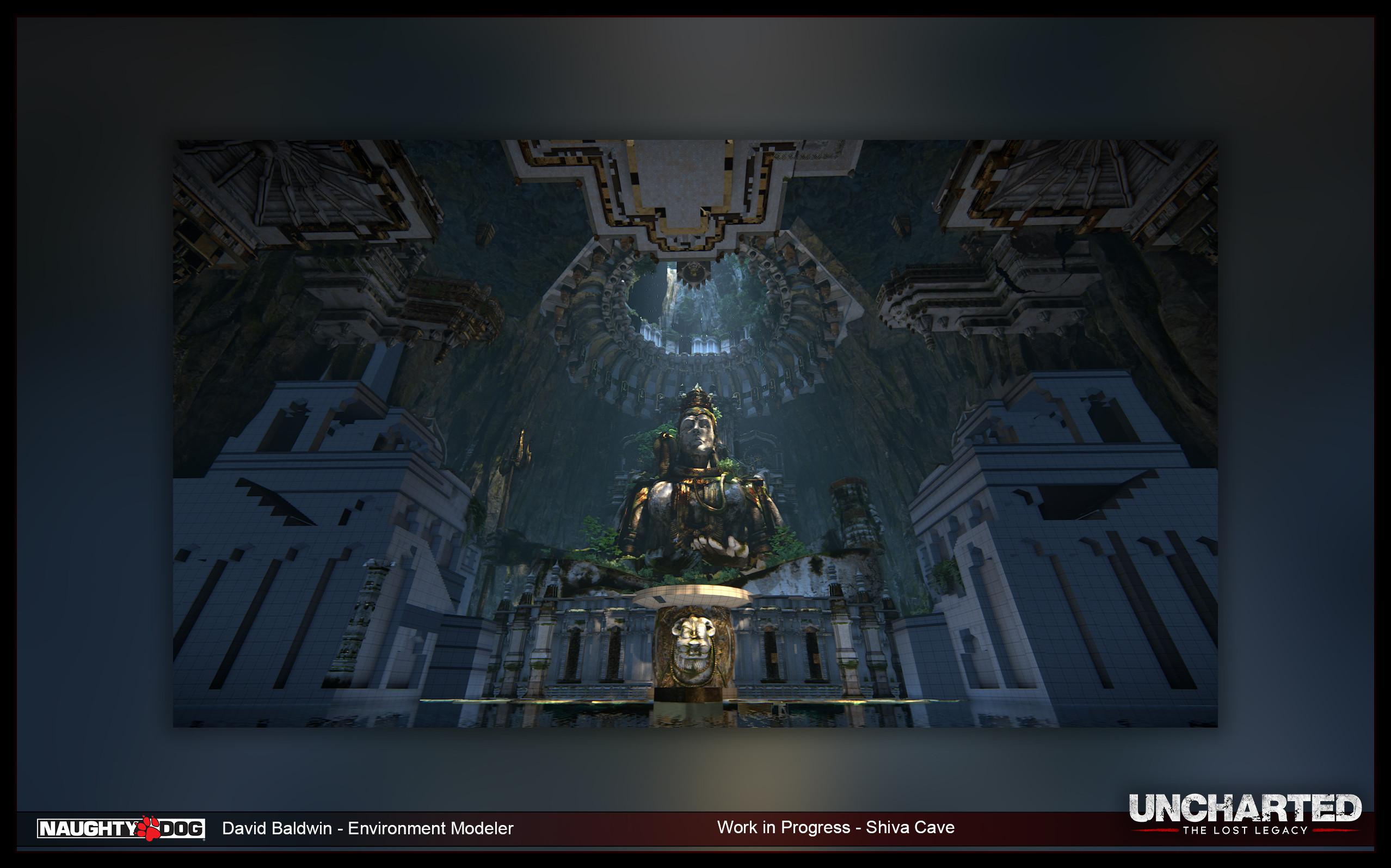 Shiva Cave - WIP