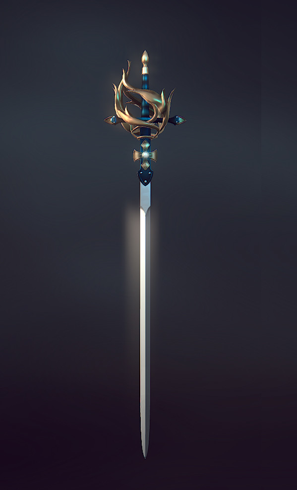 Marcelo prado sword 01