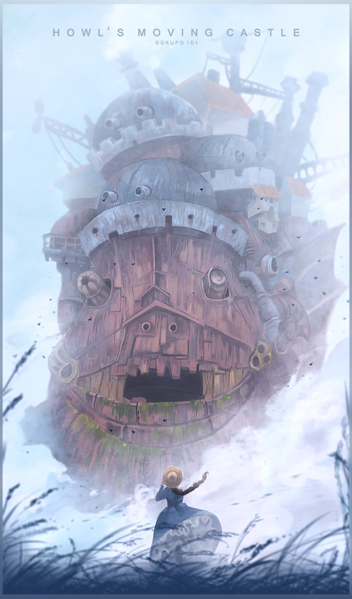 Gokupo 101 Howls Moving Castle Final Small