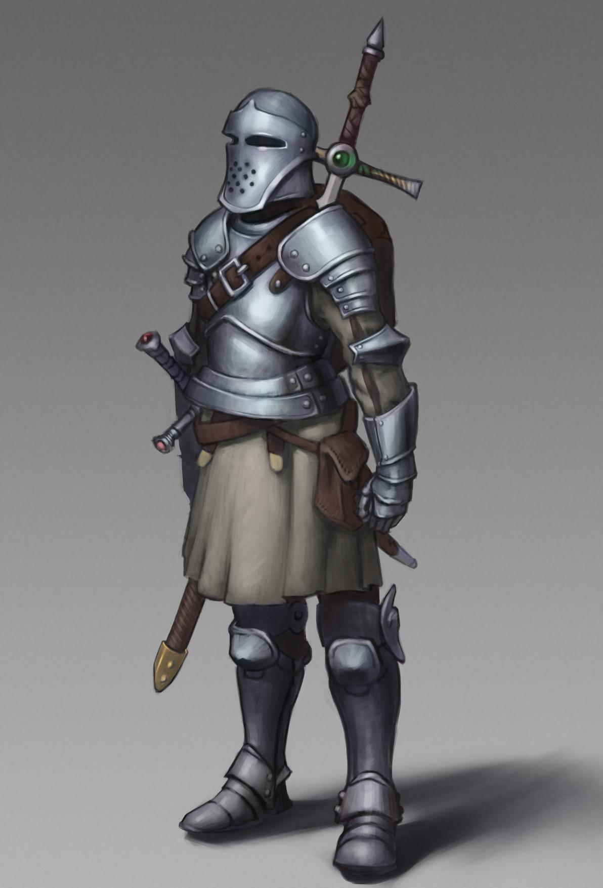 Michael gallone 03 knight