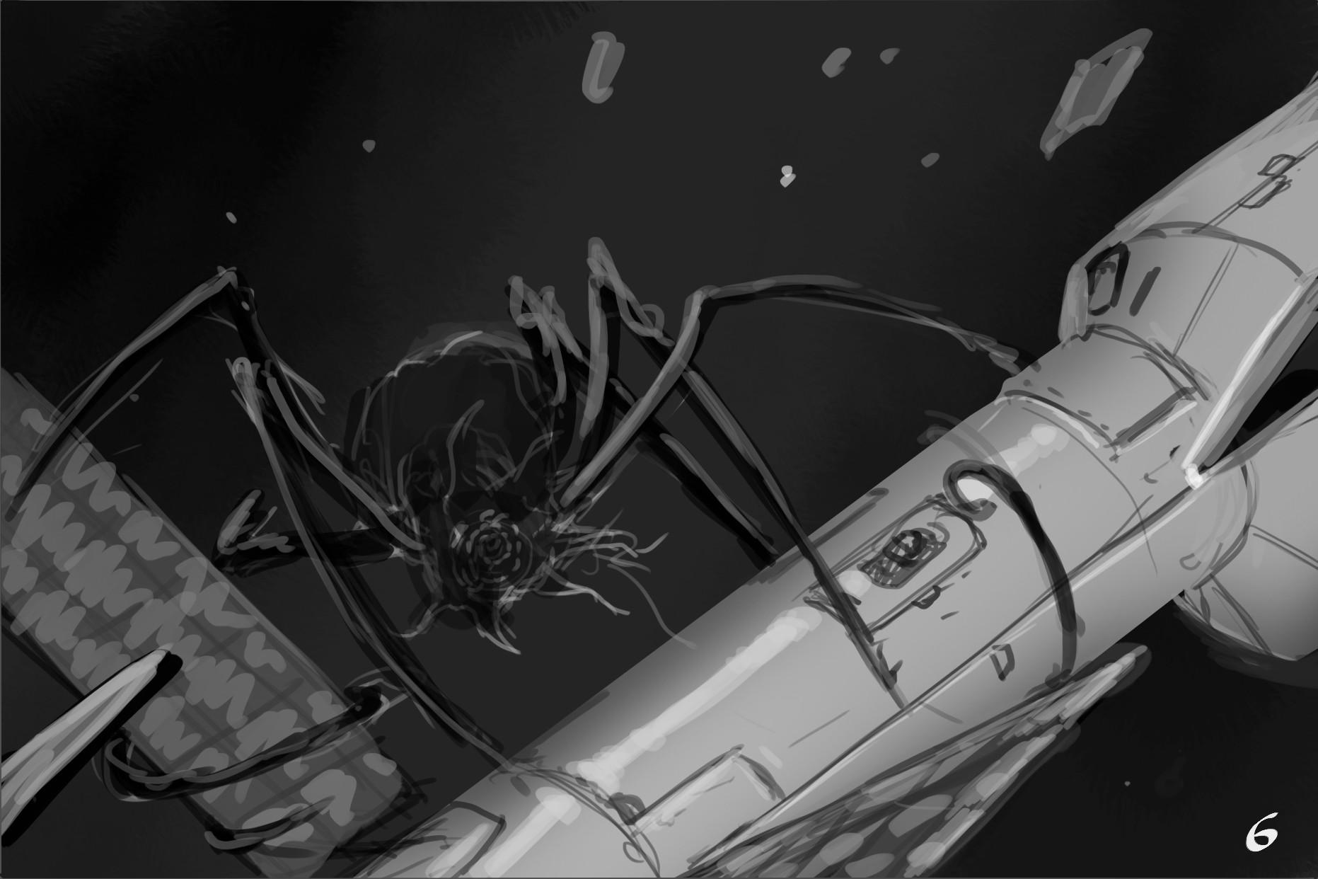 Kaithzer morejon matanga terror espacial 0005 capa 0 copia 2
