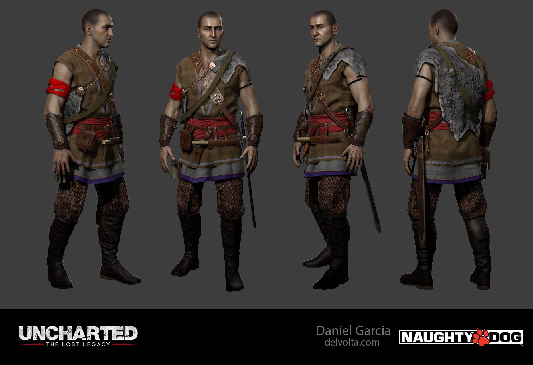 Daniel garcia barbarianflynn