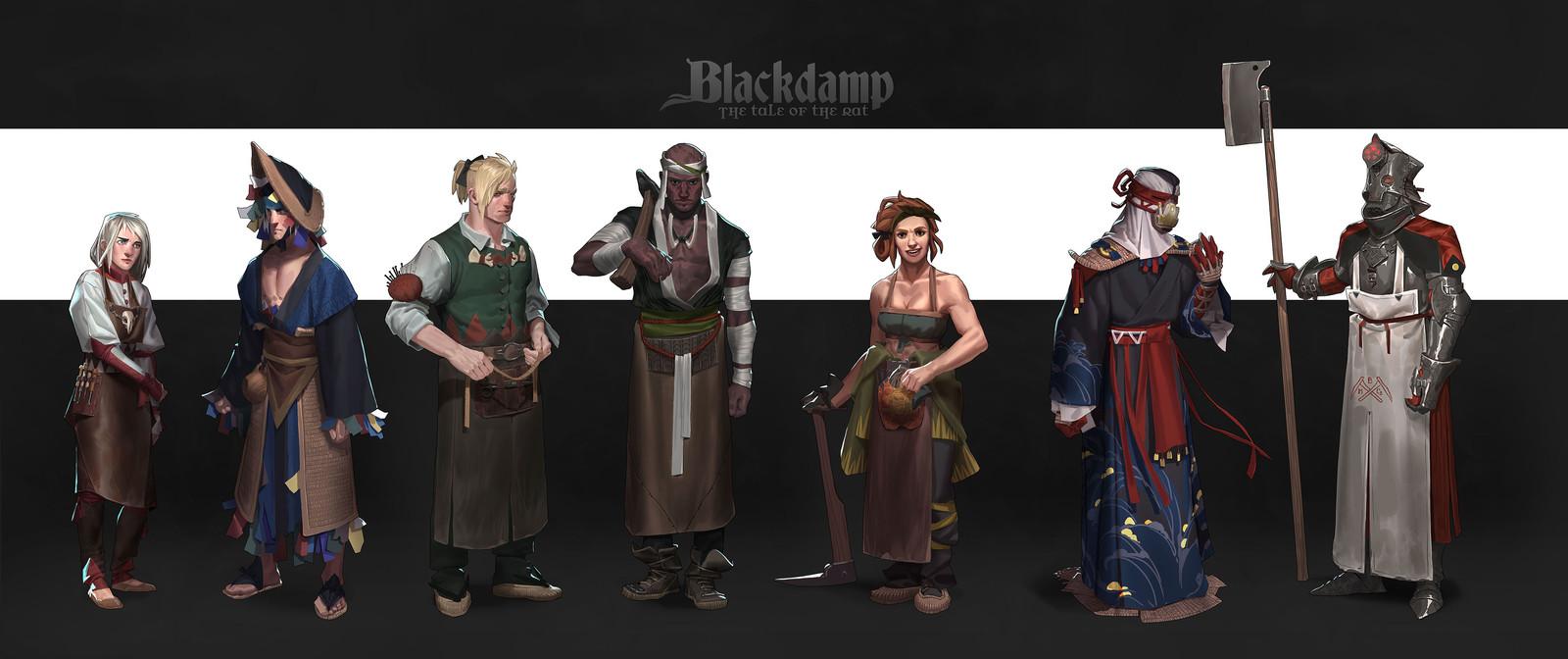 Full lineup _ Blackdamp
