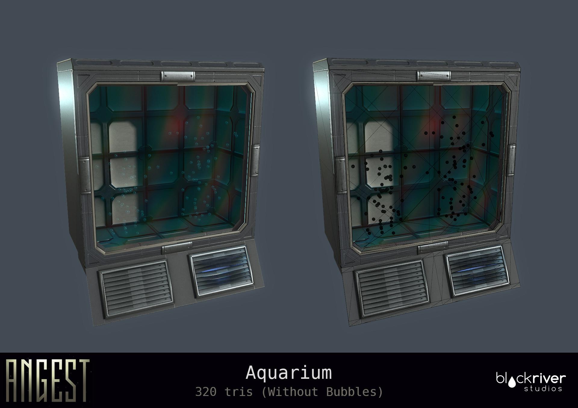Marcelo m prado angest aquarium