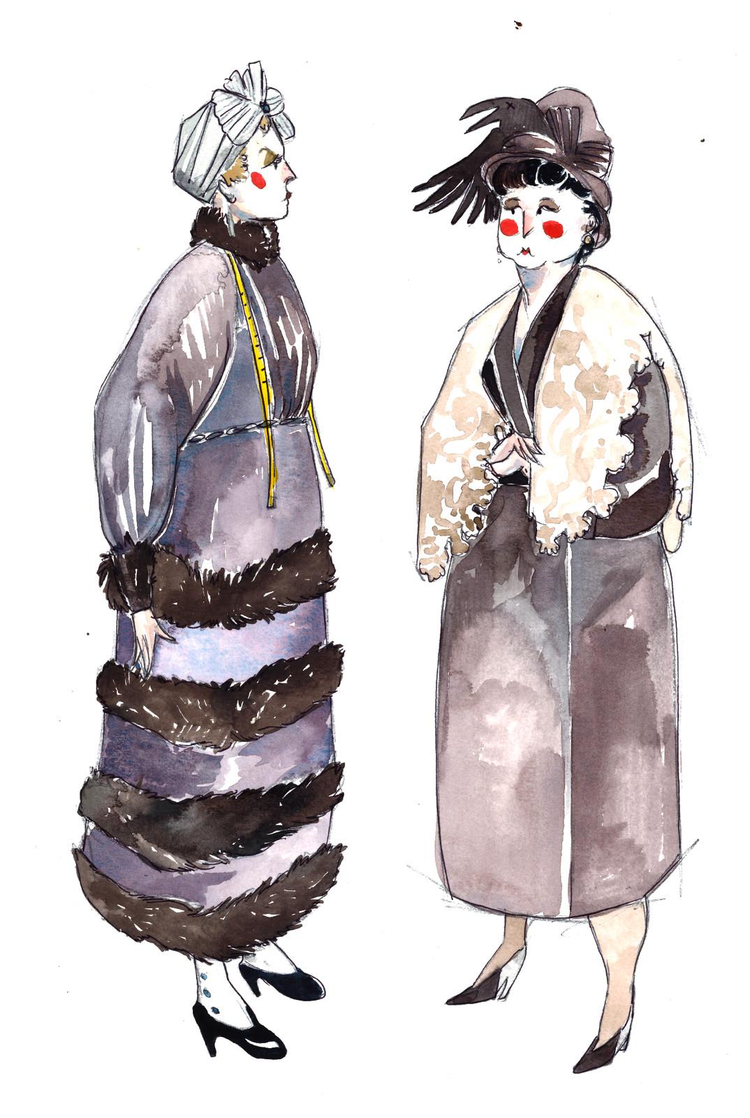 Dressmaker and Milliner
