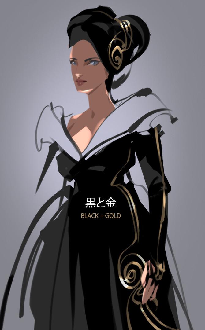 Heri irawan black gold 02