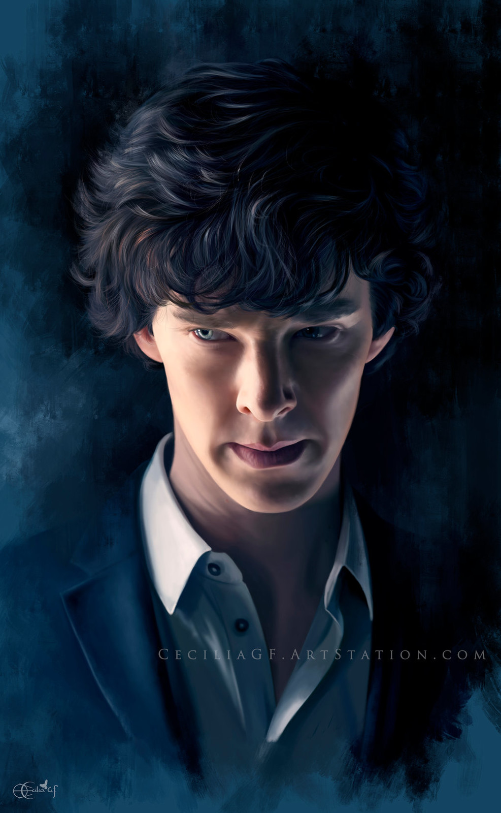 I'm not obsessed with Sherlock Holmes