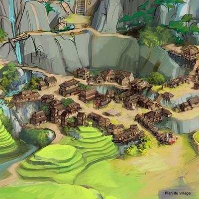Alea amandine lefevre planche topologie village iso 1