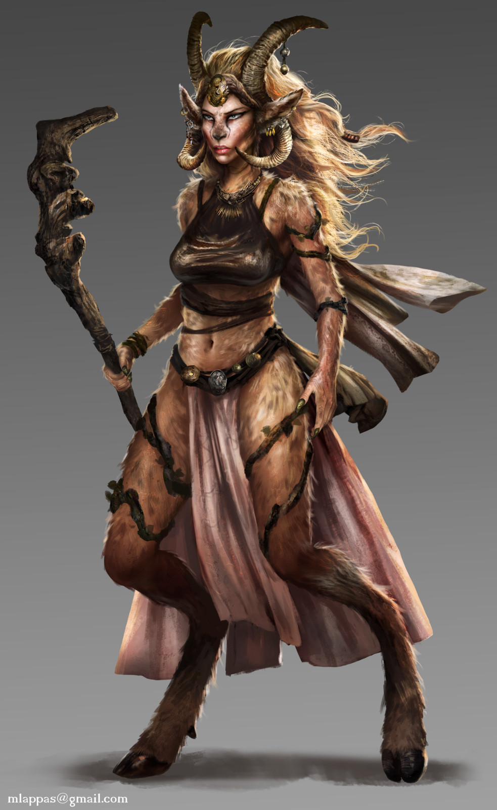 Female Satyr