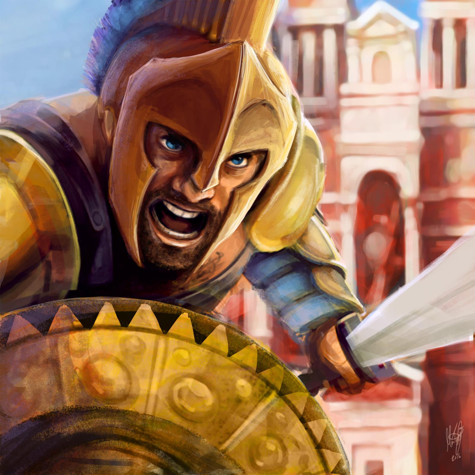 Spartacus 2 Concept Design