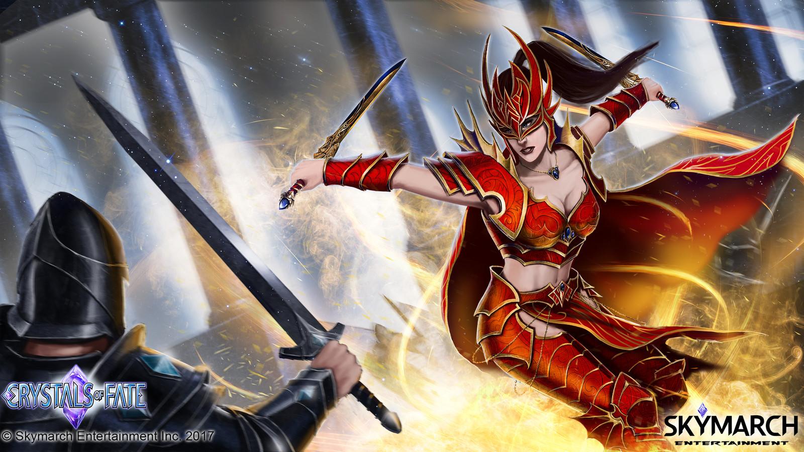 Blood Dragon Saria