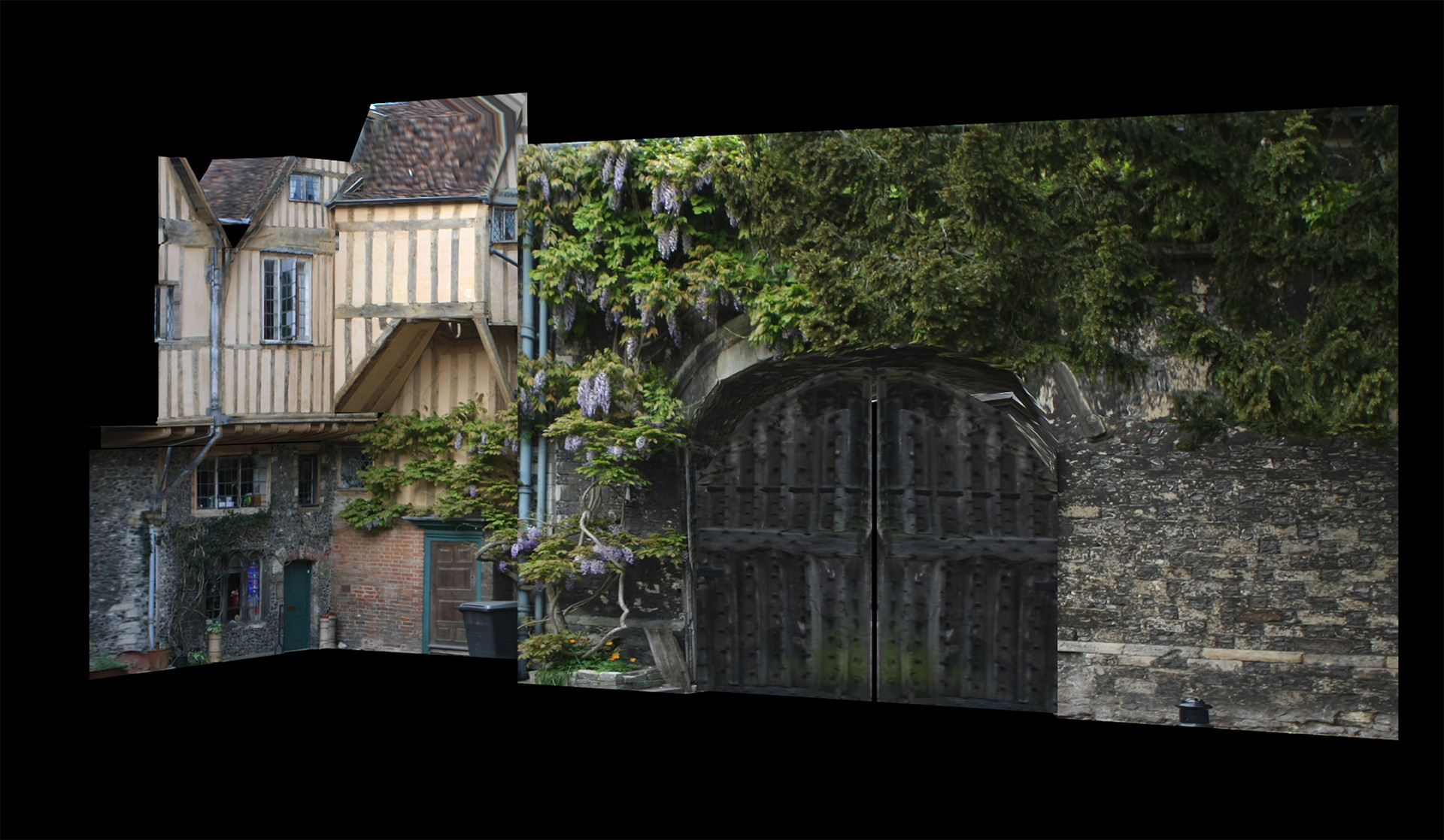 Michael morris gate 1