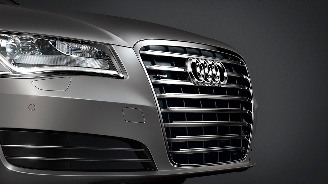 Audi A8 - CGI