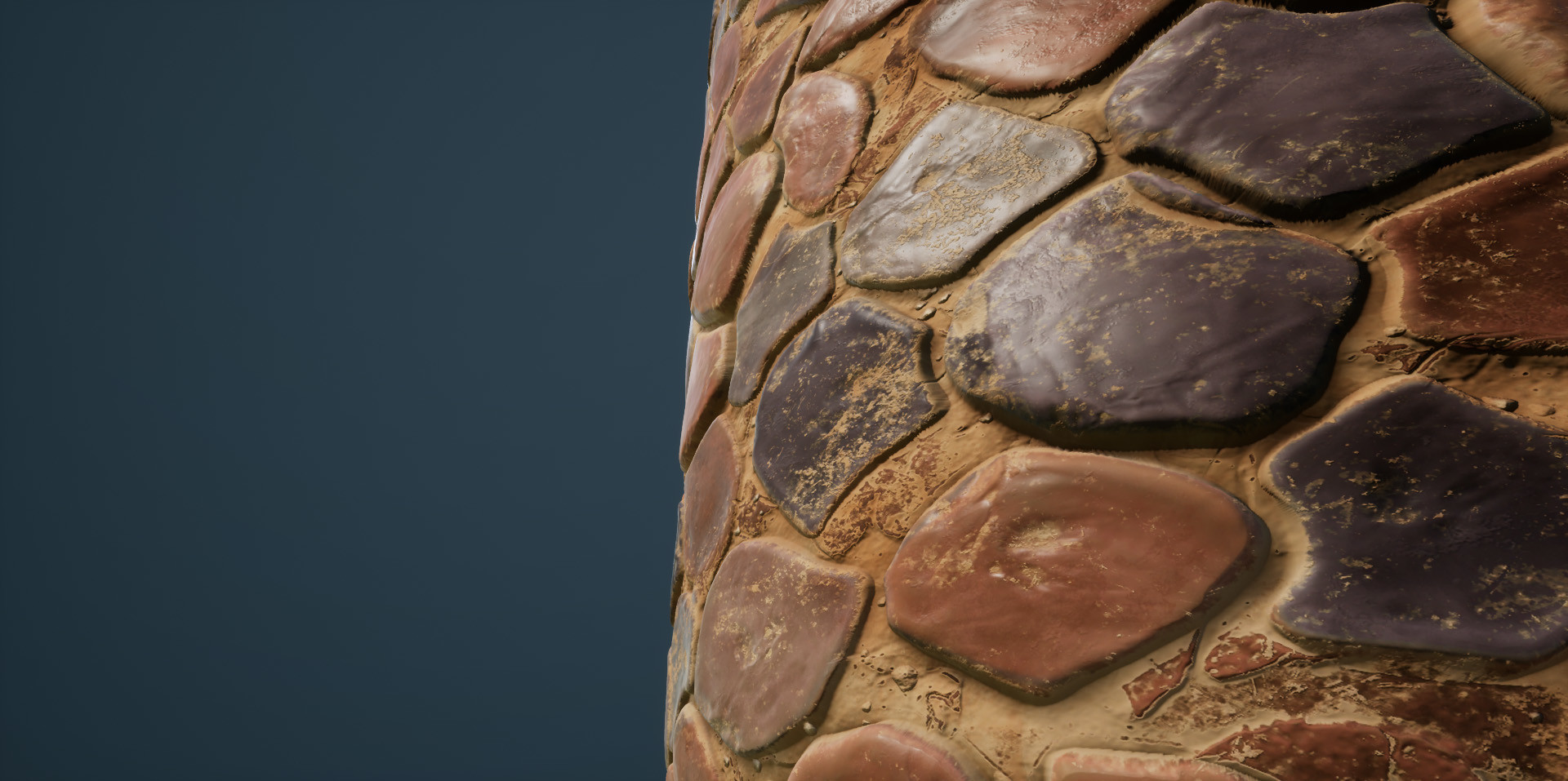 Felipe sanin stonefloor closeup