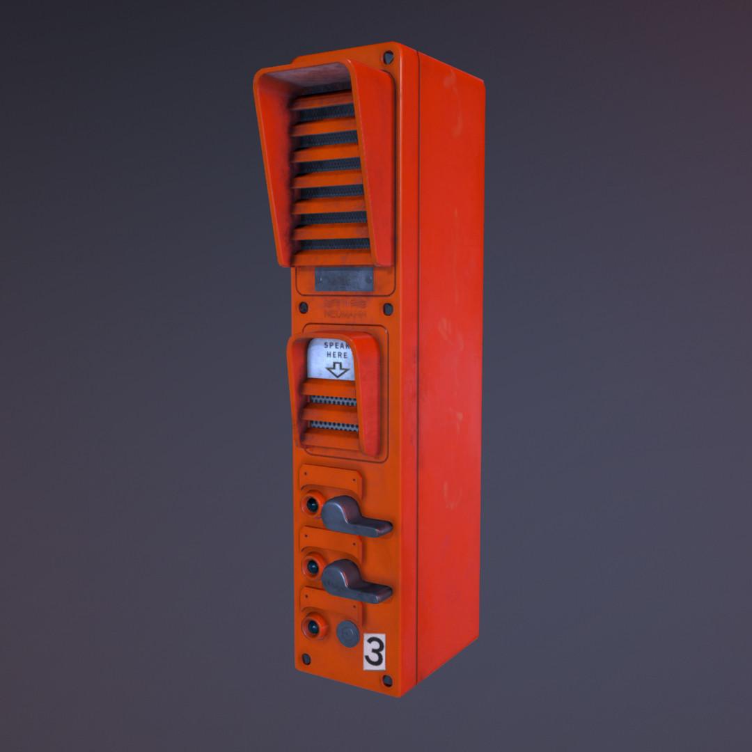 Tube Speaker nr. 3