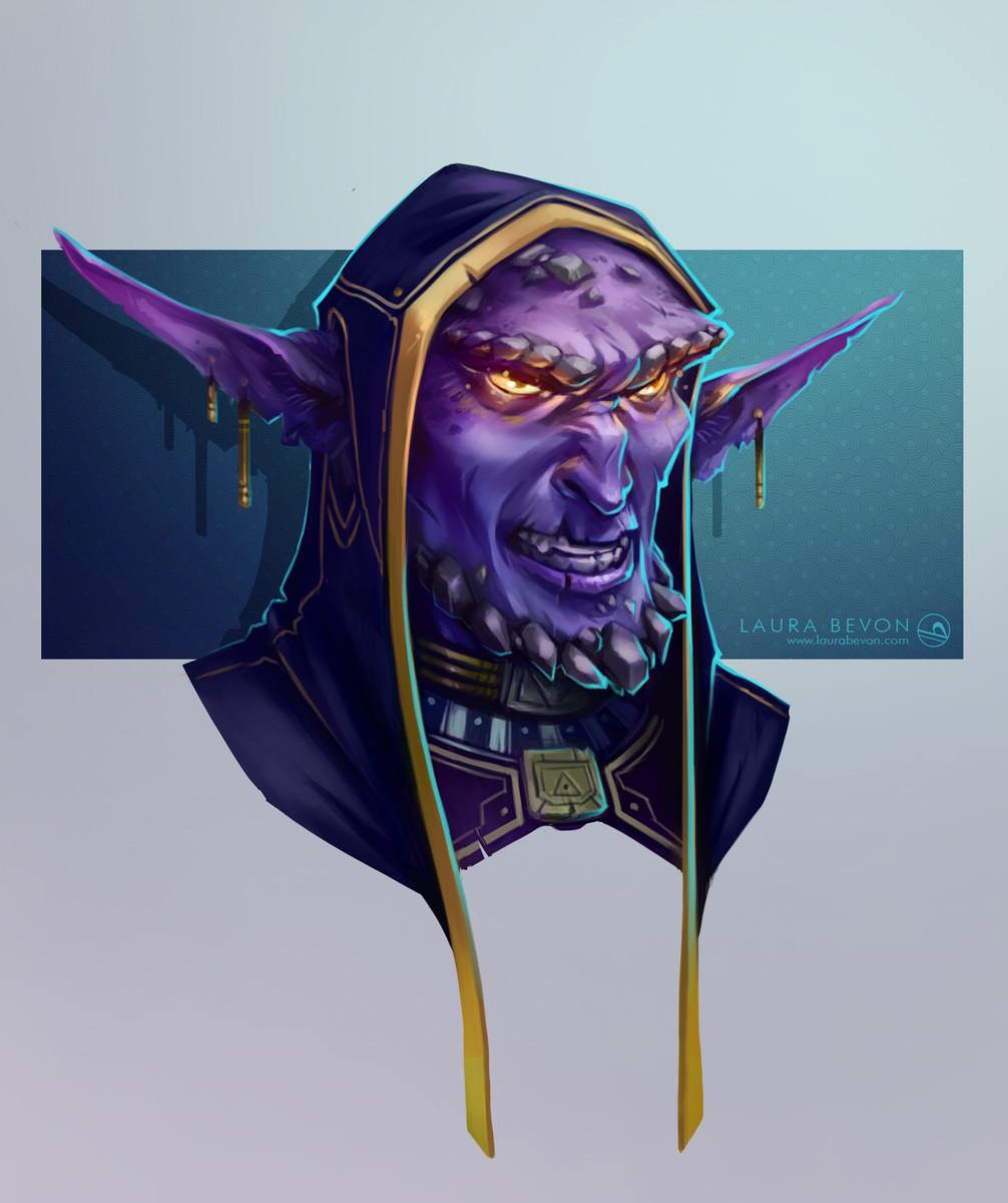 Goblin Portrait