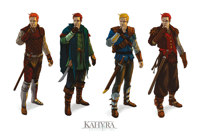Giuseppe de iure giuseppedeiure herti costume kahyra