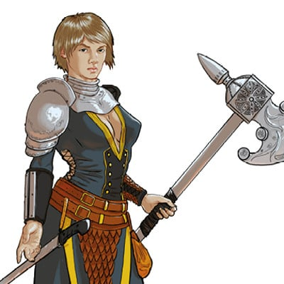 Giuseppe de iure giuseppedeiure citadel guard kahyra