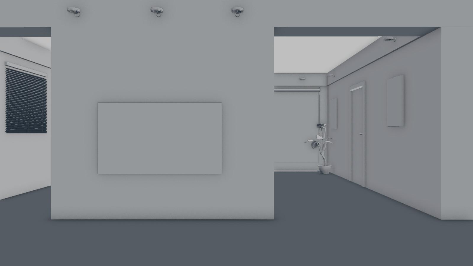 OpenGL Clay Renders