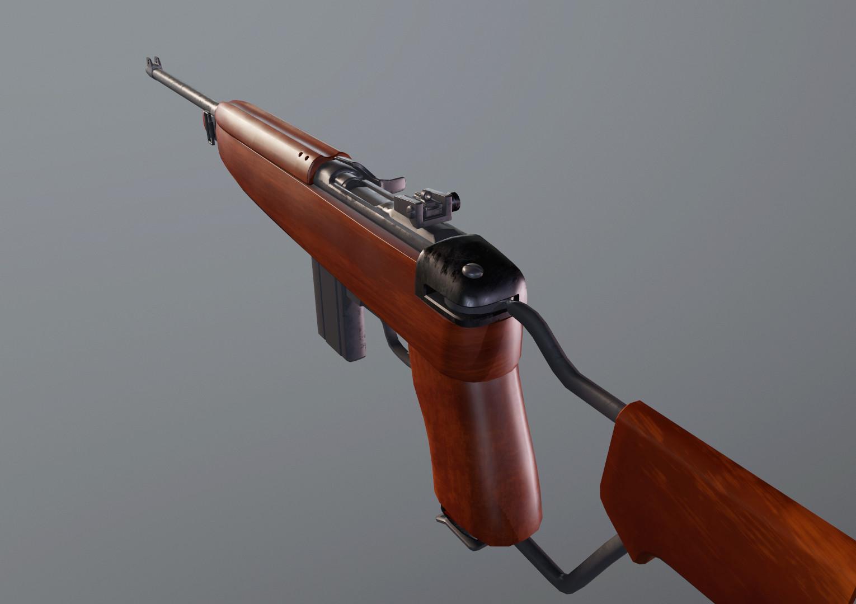 Clint bone gun01