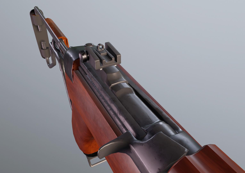 Clint bone gun02