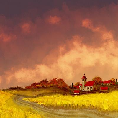 Paulius uza village
