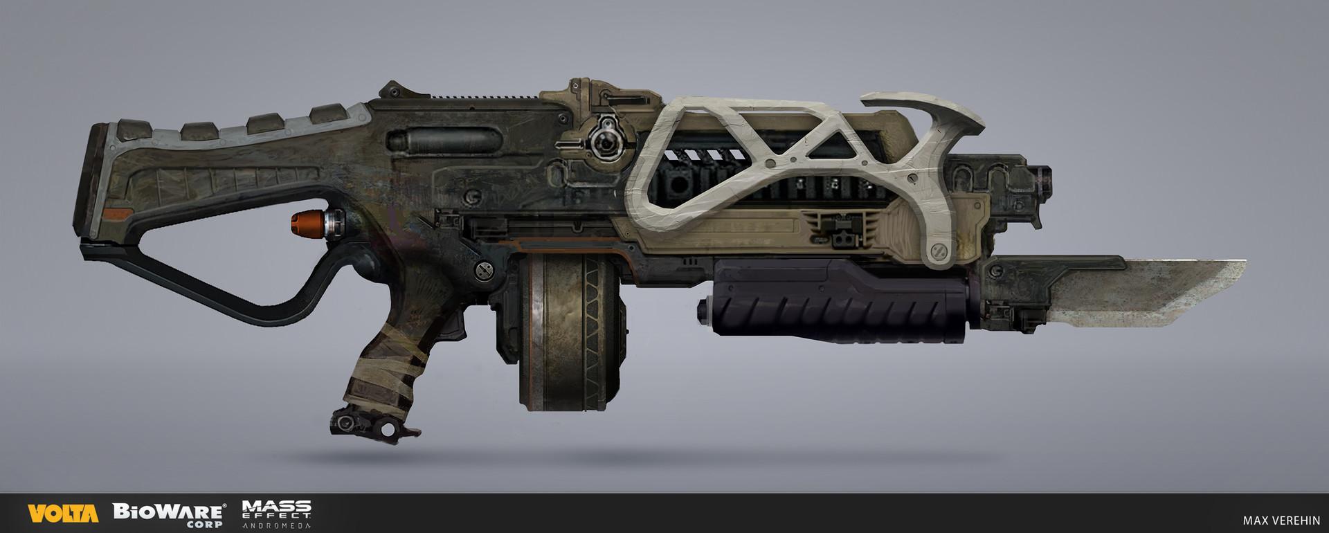 Maxim verehin outlaw shotgun shorty3