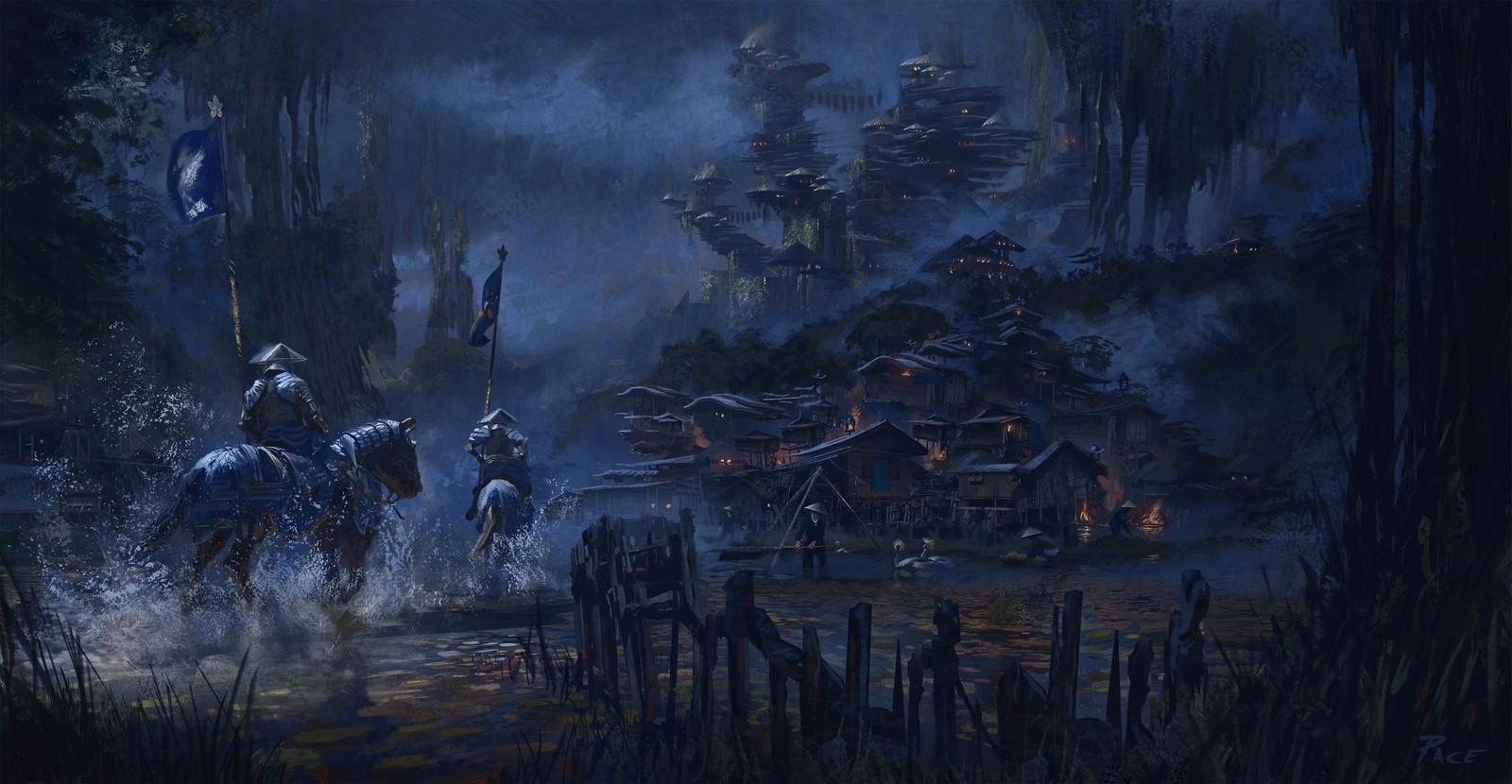 Swampland Riders