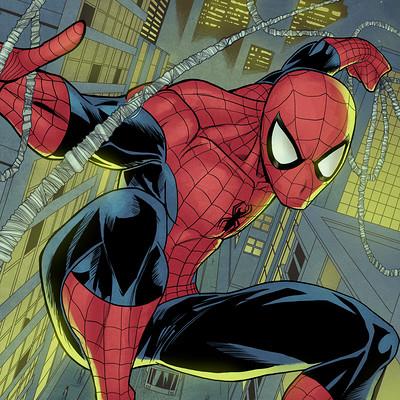 Maksim strelkov spiderman by jefra 5