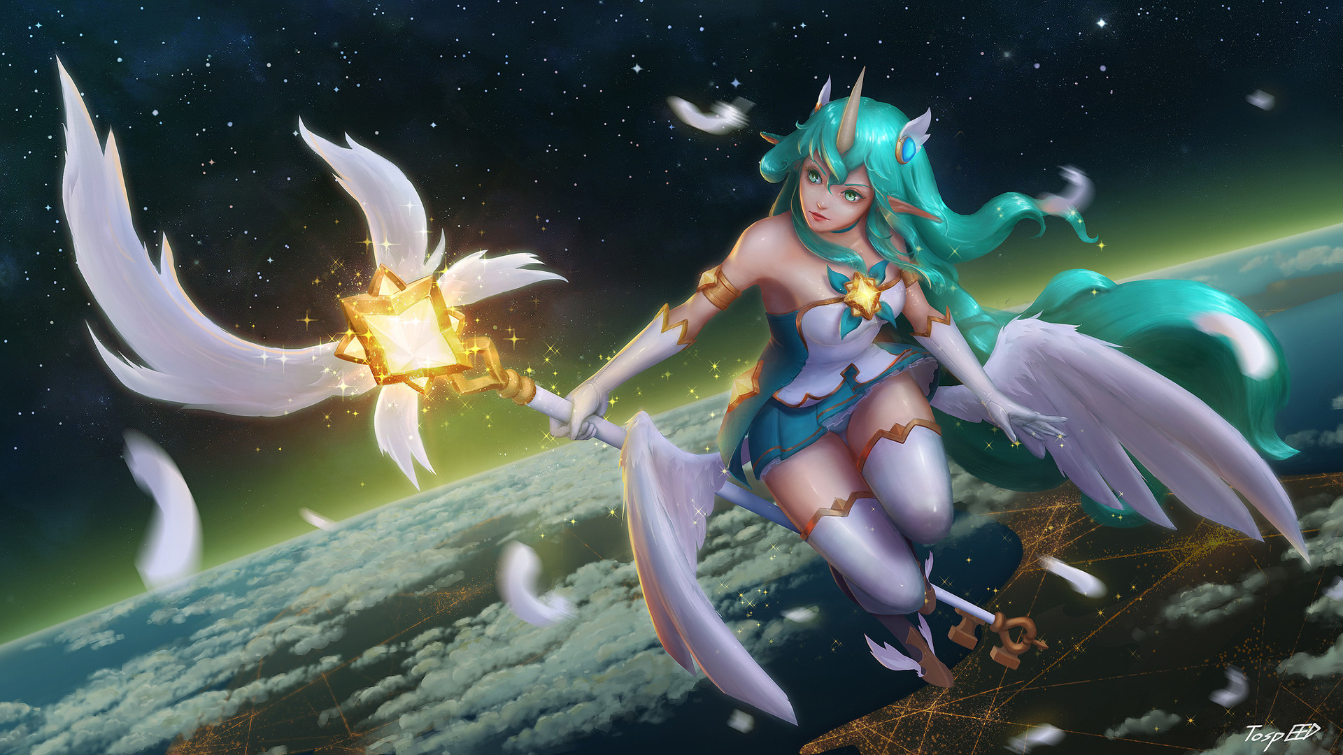 Tospeed Star Guardian Soraka