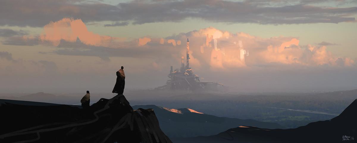 Eren arik castle2