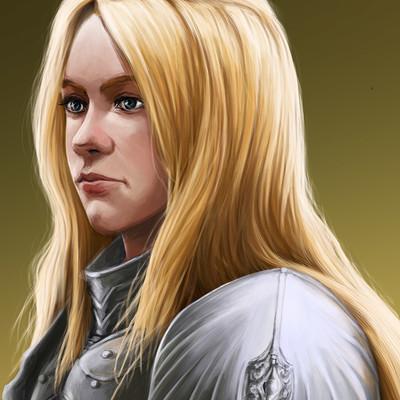 Axelle bouet femal warrior7