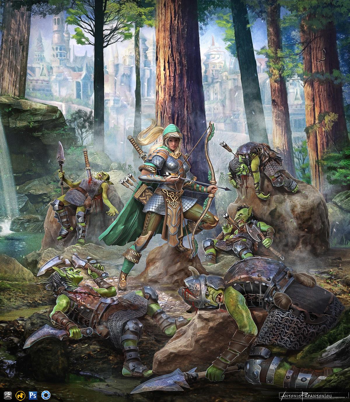 Antonis papantoniou forestsentinel