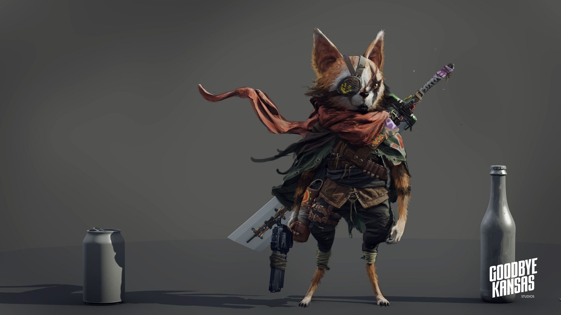 Daniel bystedt biomutant hero concept withcolormarkings 160321