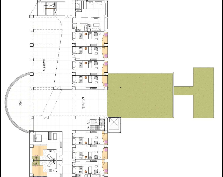5F    窗戶鐵件建議事項:為了擦窗戶,所以鐵件應該設計可以旋轉進來的。這樣才不用吊上去擦窗戶。  這個設計也防止了 大樓窗戶 可以不用把人吊上去擦。上面的固定物和設定下面的人是未知… (然後高風險工作就少了…這樣需要輔導就業( ̄∇ ̄)? )  窗戶的算是工廠公司裡面的繪圖吧… 但是旋轉的組件算是工業設計之類的,玻璃是玻璃廠,而且考慮氣密, 要想維護和操作的時候 原本固定窗,要怎麼開,怎麼防止操作錯誤,擦窗戶轉面打到自己…,需要承重用的油壓桿 才會變緩吧,感覺成本會高,不如做陽臺退縮!?