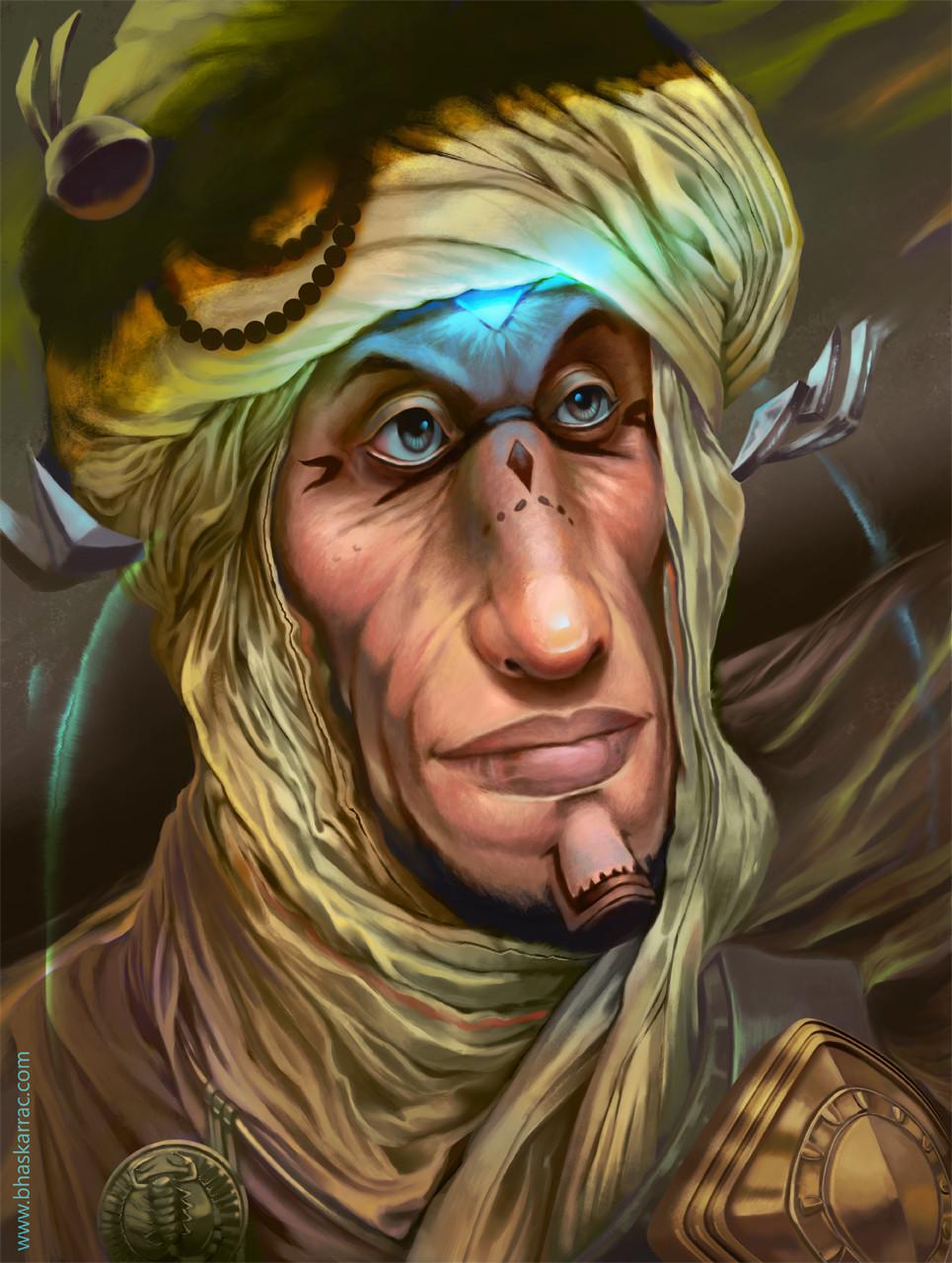 The Holy merchant