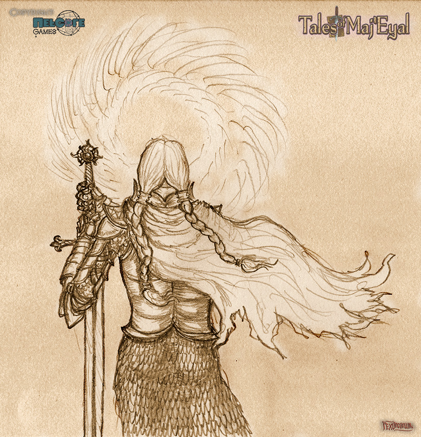 Aeryn the Sunpaladin