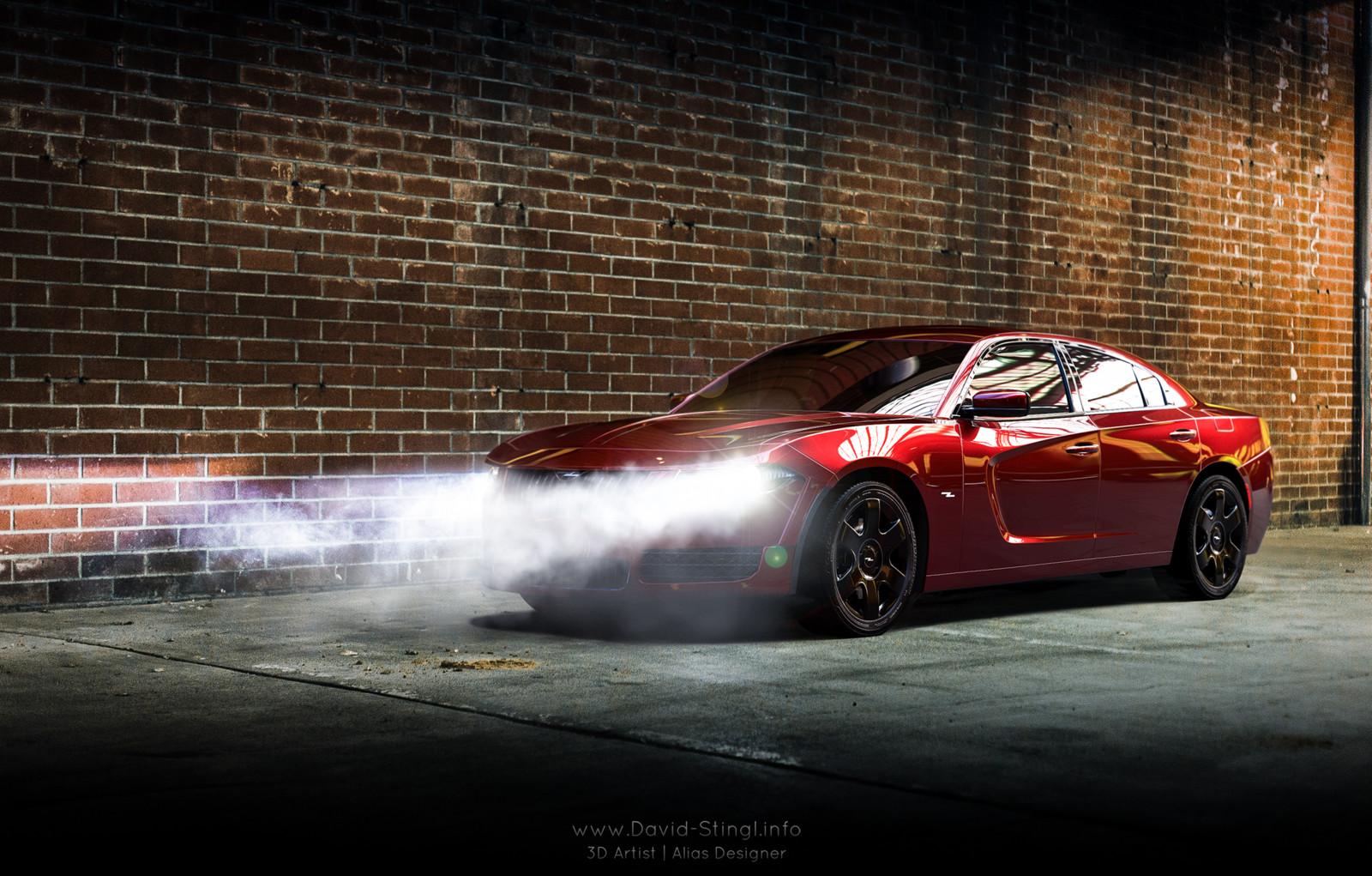 Opel Rogue RZ - concept