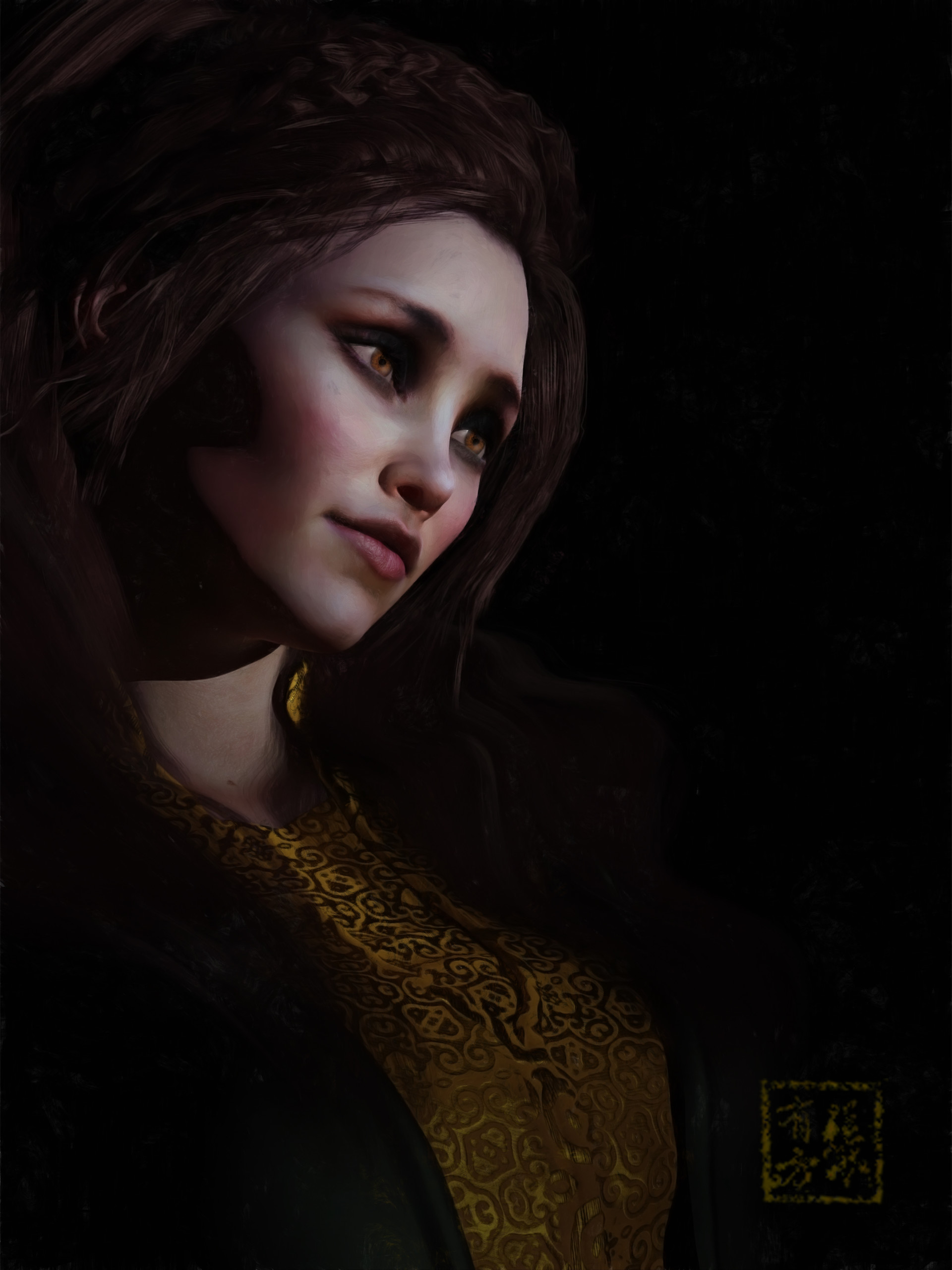 Benni amato margaerytyrell