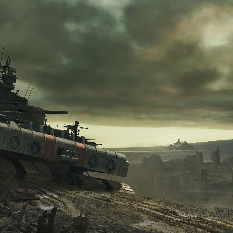 Behemoth Tanks