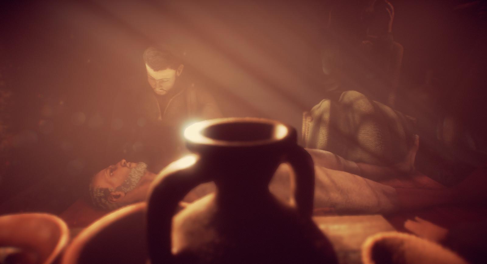 Farewell of Abgar  screenshot