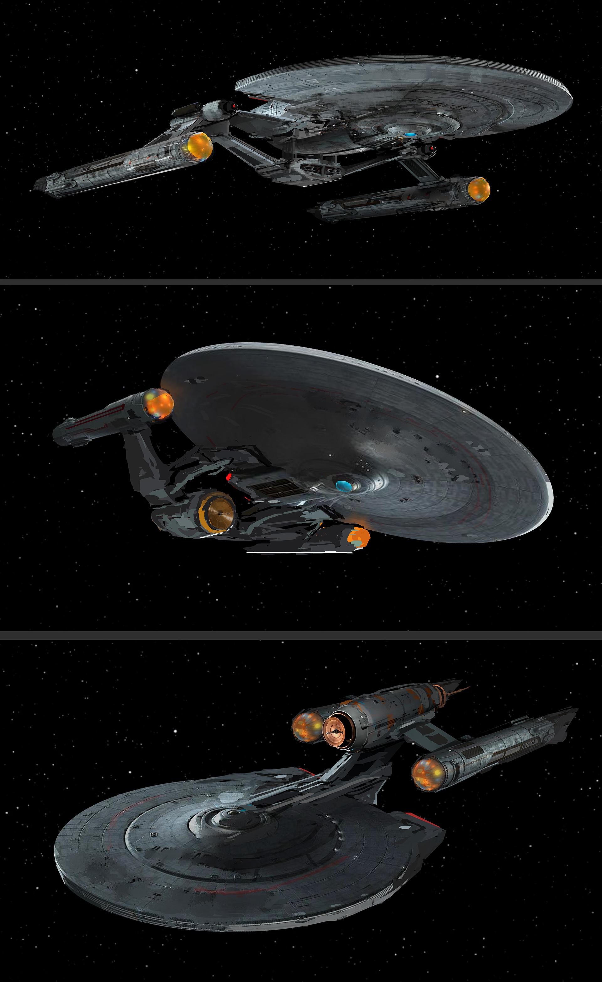 Star Trek Pre-TOS Era
