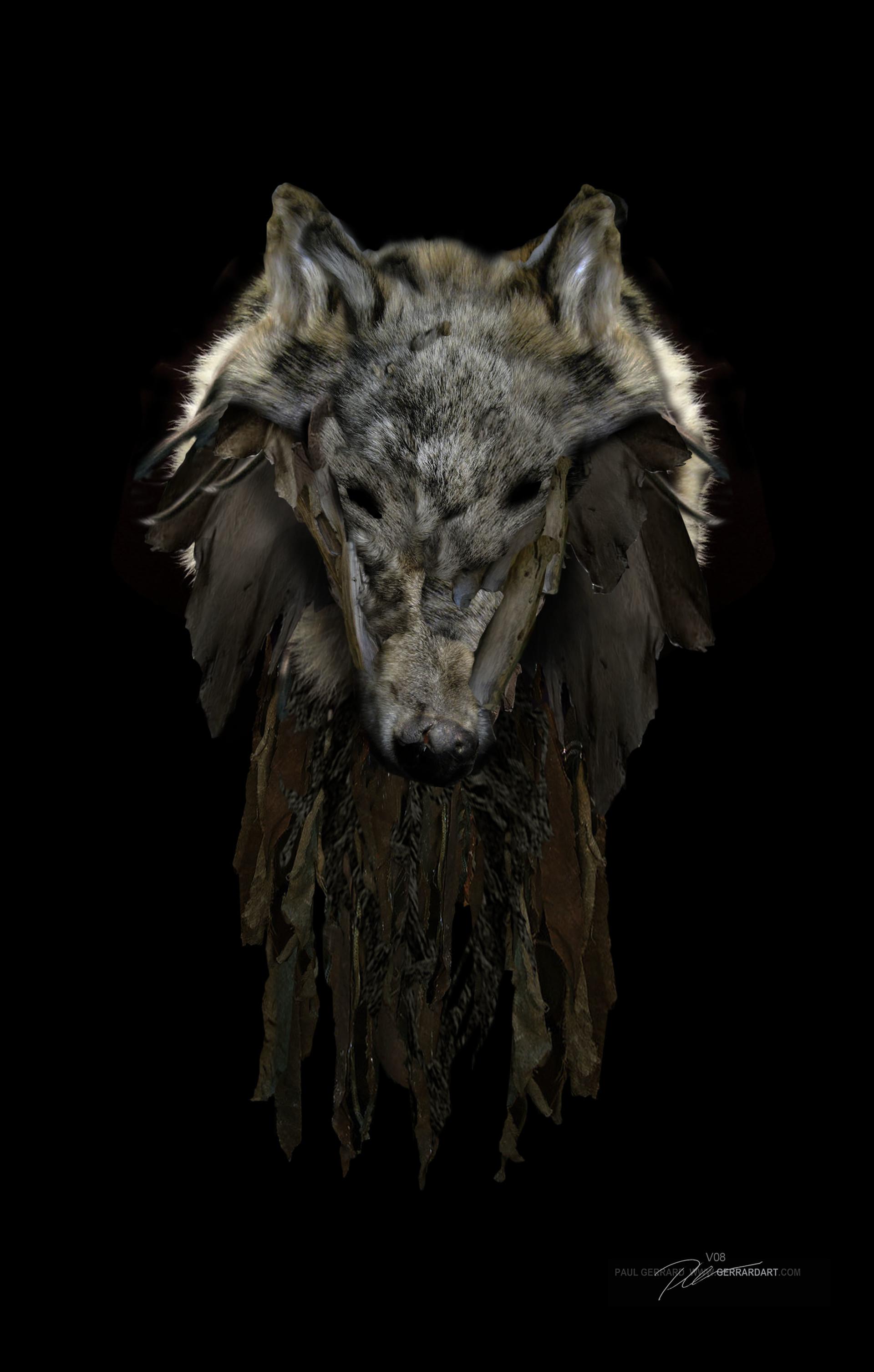 Paul gerrard wolf 08