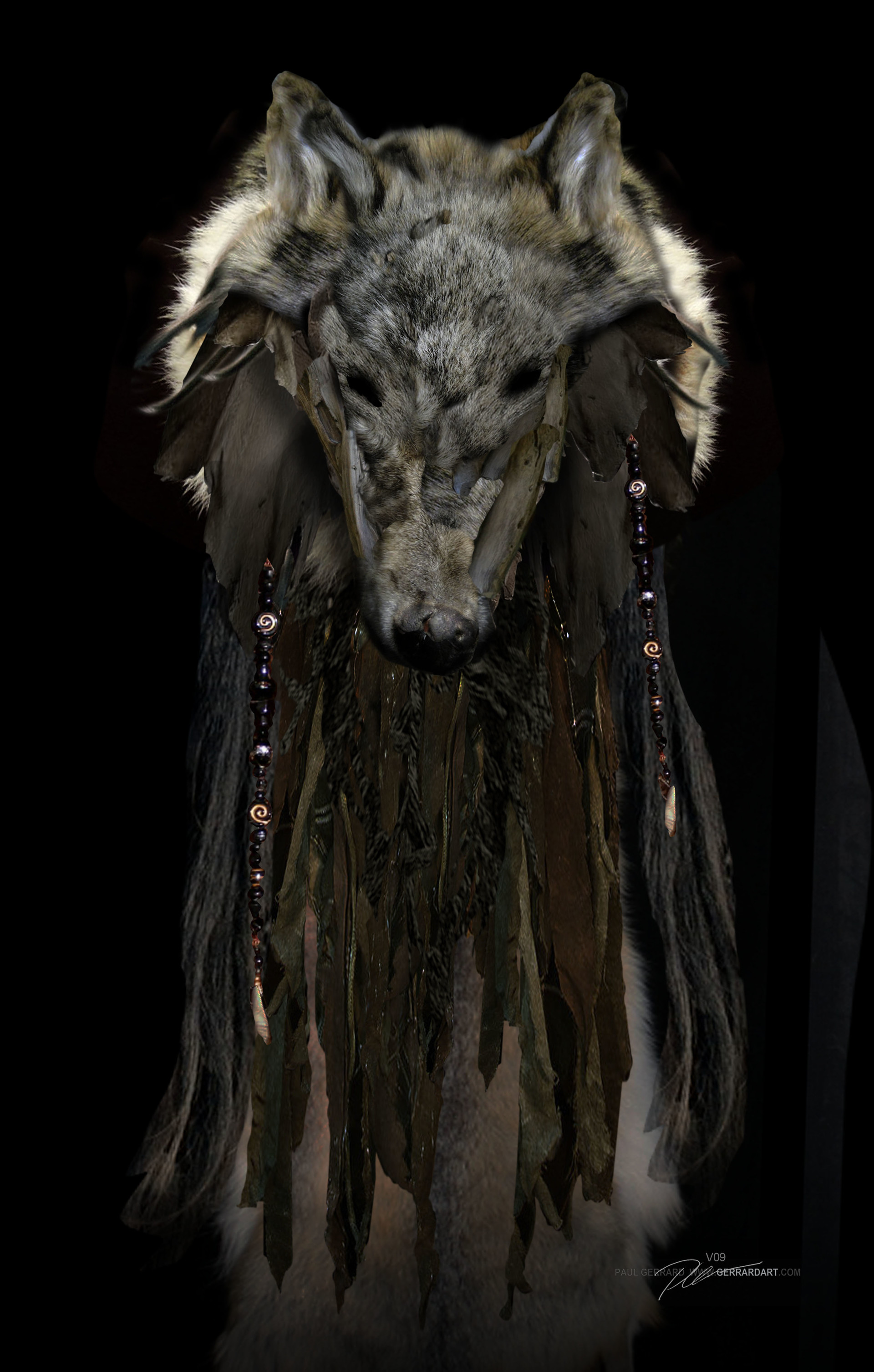 Paul gerrard wolf 09