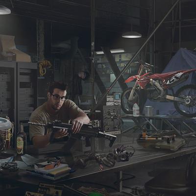 Chen liang garage lab